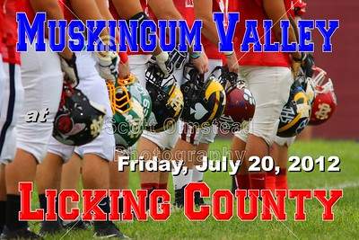 2012 Muskingum Valley at Licking County (07-20-12)