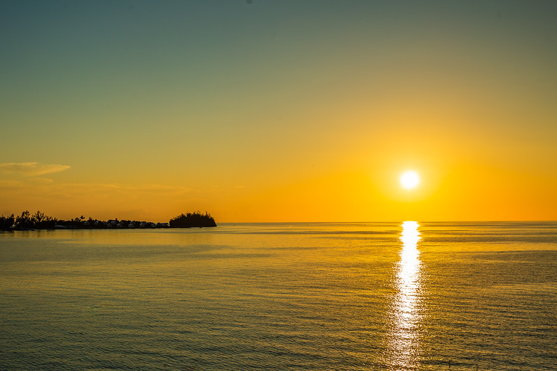 cambridge beaches sunset