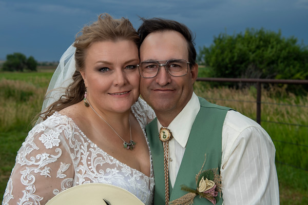 Kirk and Tracie's Wedding July 20, 2019