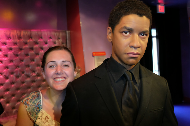 Kaitlin and Denzel.