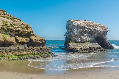 Santa Cruz & Pescadero Beach, CA