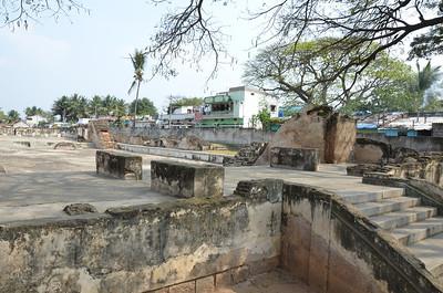 Lal Mahal Palace - Tipu Sultan's Palace