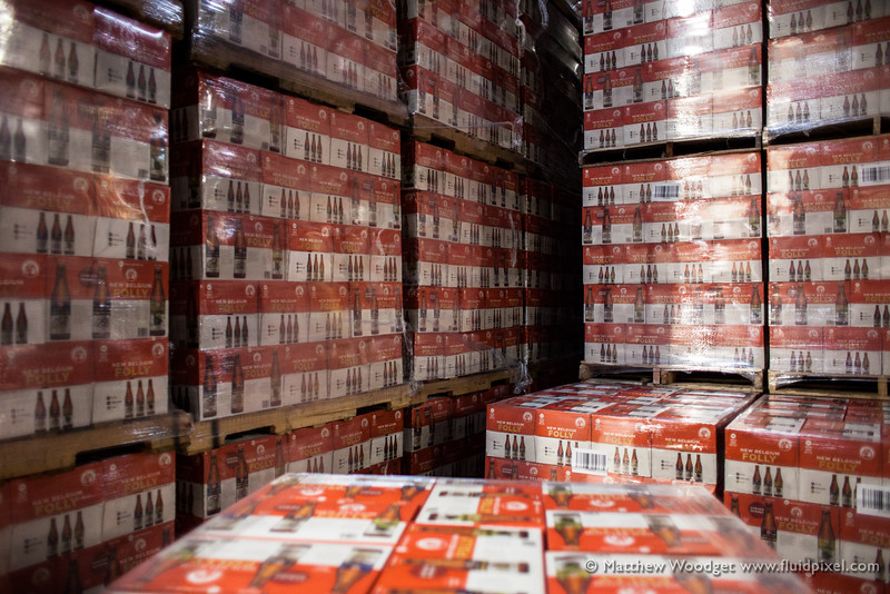 Woodget-140131-017--beer, boxes, Colorado, Fort Collins, New Belgium Brewing, warehouse.jpg