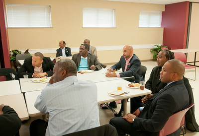 100 Blackmen Luncheon @ The Urban League 11-4-11