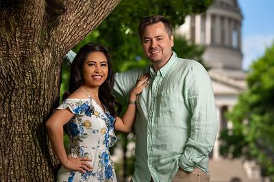 Jeremy and Nilaine Nagy