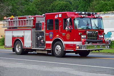 Parade - Canaan, CT - 7/24/21
