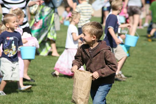 Easter Egg Hunt-3-3-10