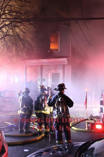 Chelsea, MA - 3rd Alarm, 74 Addison Street, 4-11-11