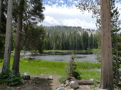 East Yosemite, Tuolumne Meadows, Mona Lake