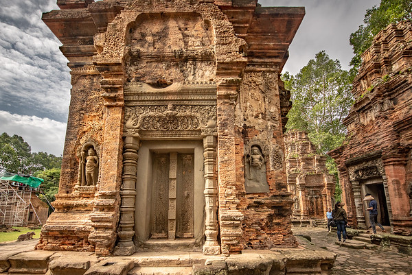 Preah Ko Temple