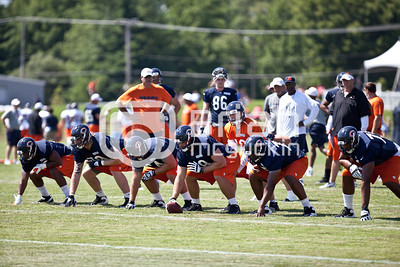 Chicago Bears '12 Camp
