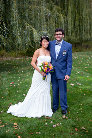 Jane and Dave Wedding