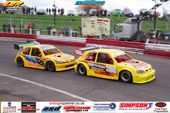 2 Ltr Hot Rods, Hednesford Hills, 24 March