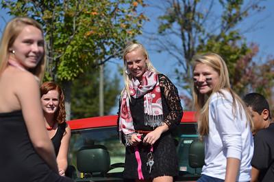 2012-10-12 BHS Homecoming Pep Rally
