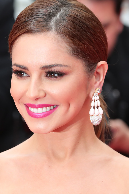 ". Cheryl Cole attends the ""Slack Bay (Ma Loute)\"" premiere during the 69th annual Cannes Film Festival at the Palais des Festivals on May 13, 2016 in Cannes, France.  (Photo by Neilson Barnard/Getty Images)"