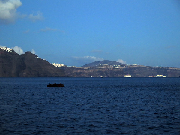 Май 6 - Ios - Santorini