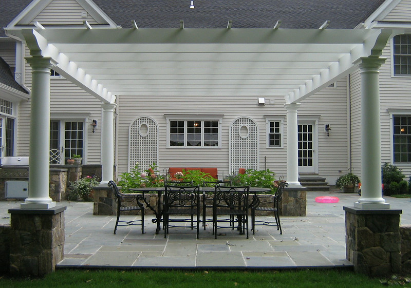 185 - 283152 - Weston CT - Patio Perrgola