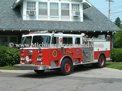 Lansing, Michigan Fire Department
