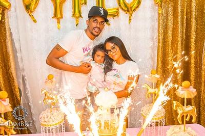 Ivy 1st Birthday party