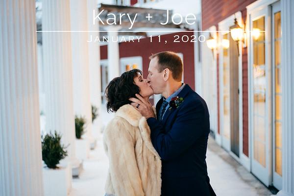 Kary + Joe