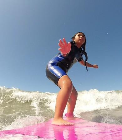 2014 07 05 Olivia & Dawn - San Diego Surfing Academy