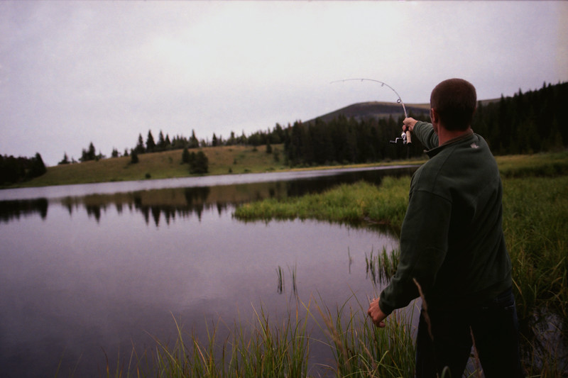 Gypsy Lake | August 2009