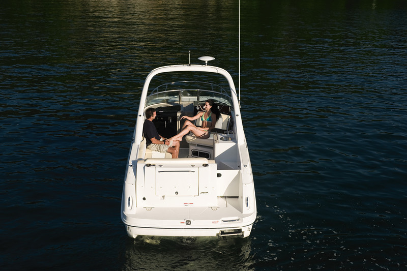 Sea Ray 260 Sundancer (2012)