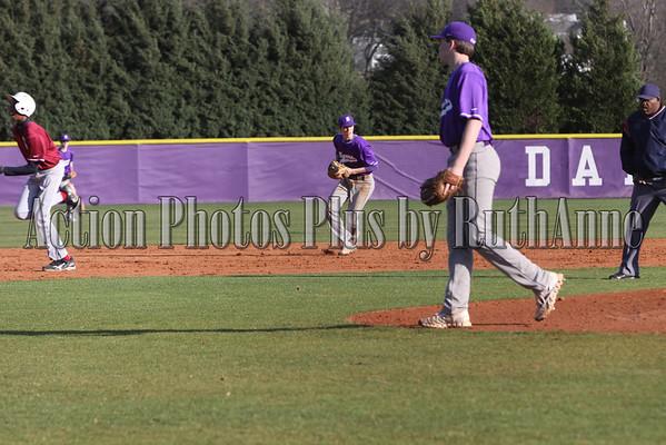 Baseball JV Darlington 2013