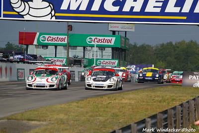 2012 MOSPORT Porsche GT3 Cup Canada