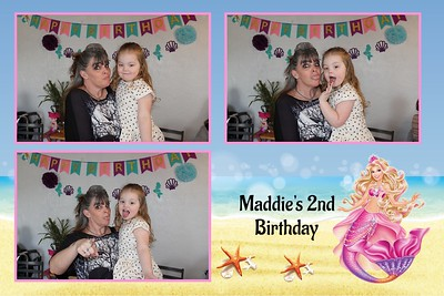Maddie's 2nd Birthday Party
