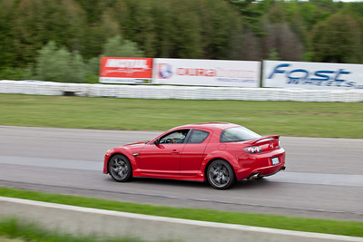 Advanced Driving School at Mosport
