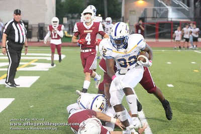 180105 Pflugerville Panthers vs Rouse Raiders