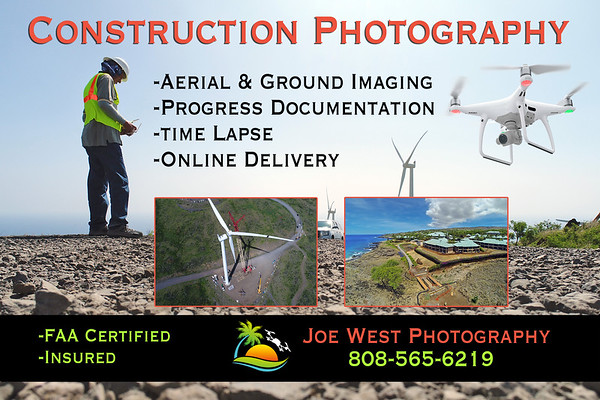 Hawaii Construction Photography