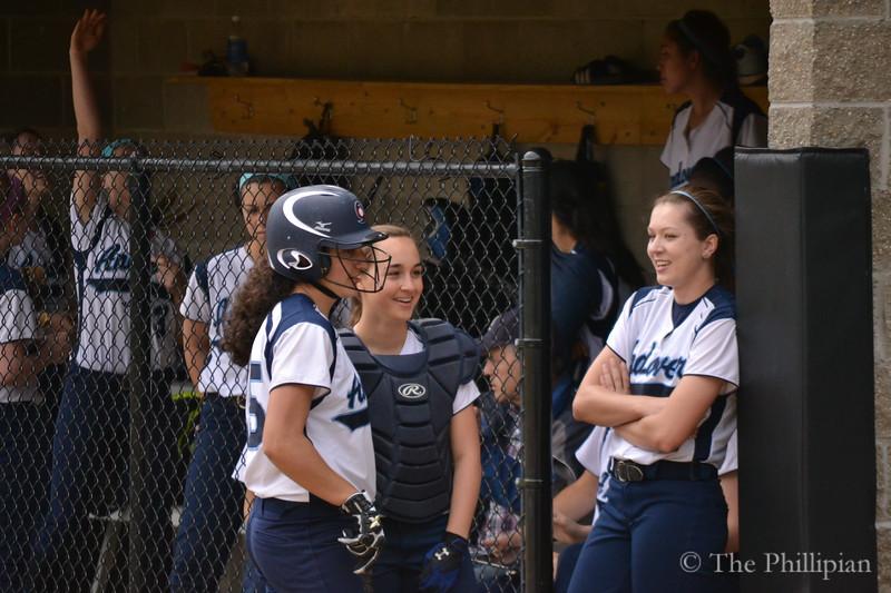 Girls Softball vs. Worcester 5/3/14