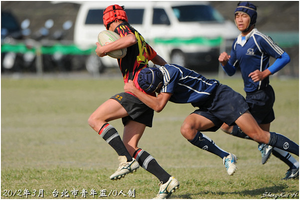 2012北市青年盃-國中甲組(Junior High Group A)