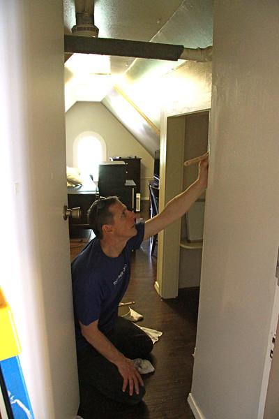 2013 Veteran's house volunteer day