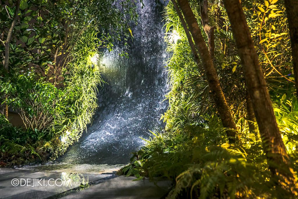 Singapore Garden Festival 2018 - Fantasy Garden / Water Cascade