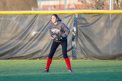 2014-03-05 BHS Softball VS Piedmont