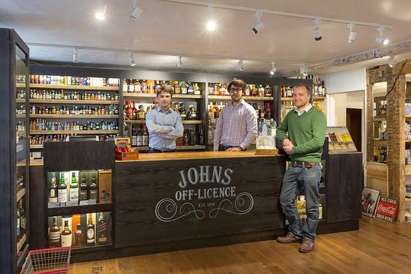 John's Wine Store