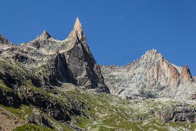 07 Rock Climbing in Aiguille Dibona