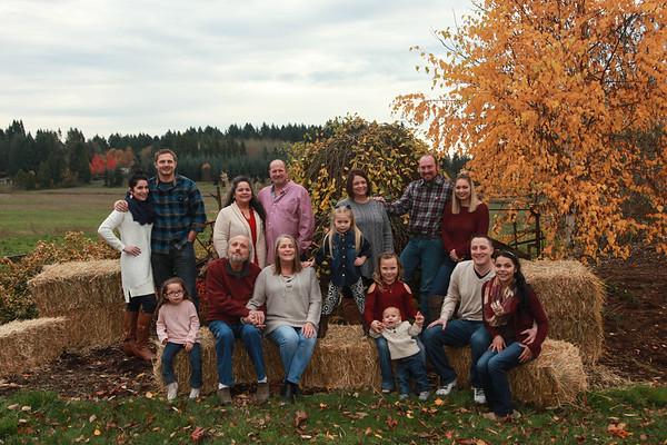 Hallie's family Nov 2017