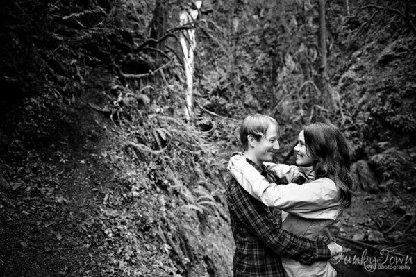 Engagement Portraits - Ashley & Geoff