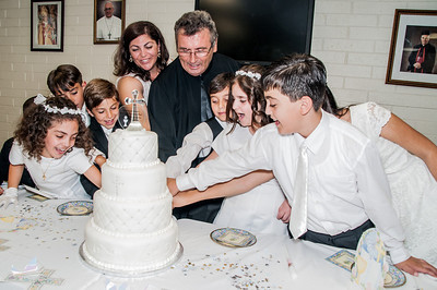 St. Joseph's Church 1st Holy Communion