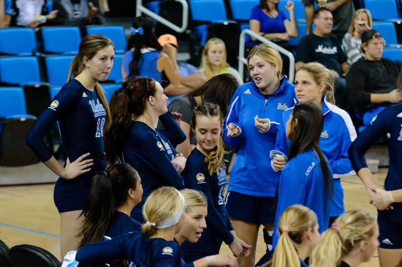 UCLA Women's Volleyball vs. Oregon @ Pauley Pavilion