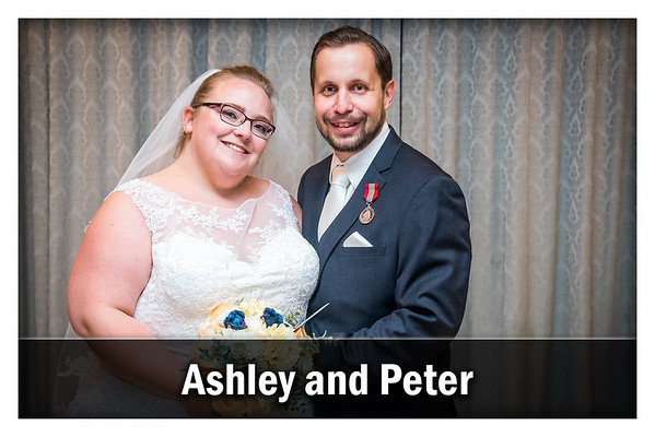 Ashley and Peter
