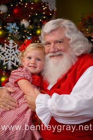 Childress Santa Portraits 09