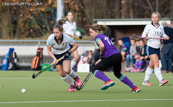 2017-11-19: HC Tilburg D2 - Eindhoven D2