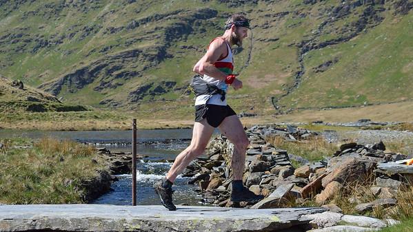 Ras y Moelwyn - River Crossing Return Leg