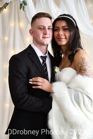 Wayne and Sara Get Married!