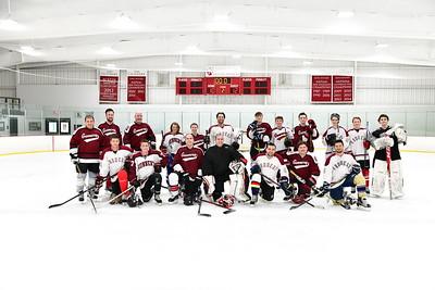 Alumni Hockey Game Feb 15 2020